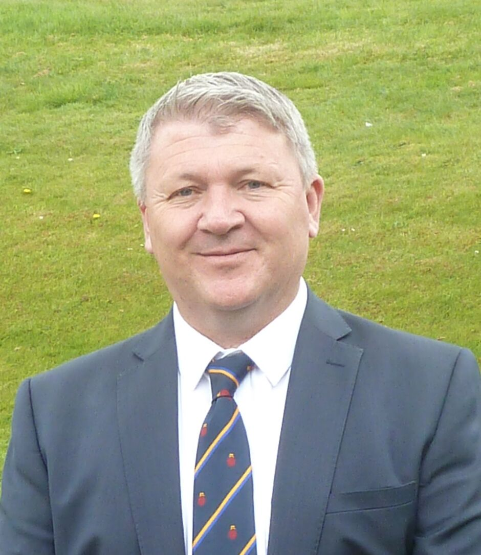 Richard Arnold - New County Secretary from 1st August 2021
